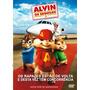 Alvin E Os Esquilos 2 Dvd Original
