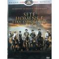 Dvd - Sete Homens E Um Destino - Ed. Especial