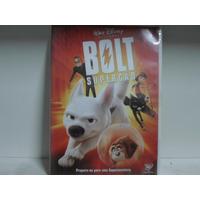 Dvd Bolt - Supercão - Frete 6,00