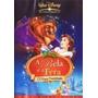 Dvd Original Da Animação A Bela E A Fera O Natal Encantado