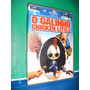 Dvd (original) O Galinho Chicken Little - Fj.jr