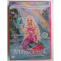 Dvd - Barbie Fairytopia - Mermaidia - Novo - Lacrado