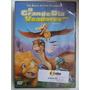 Dvd Em Busca Do Vale Encantado - Dinossauros - Novo Lacrado