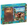 Blu Ray Os Croods + Pelúcia Lacrado Áudio Legendas Português