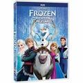 Dvd - Frozen: Uma Aventura Congelante (lacrado) - Disney