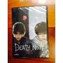Dvd Death Note - Legendas Em Português - Lacrado