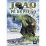 Dvd João E O Pé De Feijão - 1° Tiragem