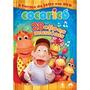 Dvd Cocoricó 28 Clipes Musicais Frete Grátis Me