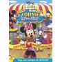 Dvd A Lojinha Da Minnie A Casa Do Mickey Mouse Original