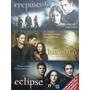 Dvd - Crepúsculo - Box Com 03 Dvds - Edição Limitada