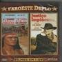 Dvd Duplo: Sangue Apache/ Justiça Implacável