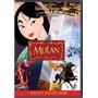 Dvd Mulan Clássico Disney Novo Original E Lacrado