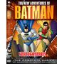 Dvd As Novas Aventuras De Batman - Completo Dublado