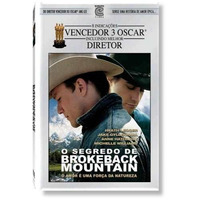 Dvd O Segredo De Brokeback Mountain - Lacrado E Original