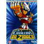 Dvd Os Cavaleiros Do Zodiaco Fase Santuario Vol 1