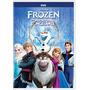 Dvd Frozen Uma Aventura Congelante - Novo, Original, Lacrado