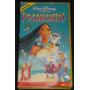 Vhs Clássicos Walt Disney - Pocahontas - Dublado - Original