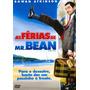 Dvd As Férias De Mr. Bean - Original Novo Lacrado