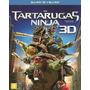 Blu-ray 3d + 2d As Tartarugas Ninja - O Filme - Original