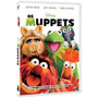 Os Muppets - Dvd - Jason Segel - Amy Adams - Chris Cooper