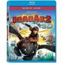 Blu-ray 3d E 2d: Como Treinar Seu Dragão 2 - Original Duplo