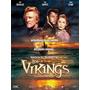 Dvd Vikings Os Conquistadores 1958 Dublado Com Kirk Douglas