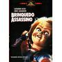 Dvds Brinquedo Assassino 1, 2 E3
