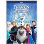 Dvd Frozen Uma Aventura Congelante