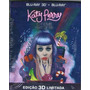 Blu-ray 3d +blu-ray Katy Perry -o Filme Part Of Me (lacrado)