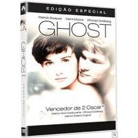 Dvd Ghost Do Outro Lado Da Vida Ed Especial