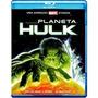 Blu-ray Planeta Hulk