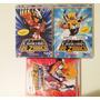 Dvd Cavaleiros Dos Zodiacos Versão Locadora 2004 Vol 1,3 E 7