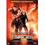 Dvd - Pequenos Espioes 1 - Antonio Bandeiras !!!