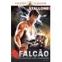 Dvd Falcao O Campeao Dos Campeos Sylvester Stallone