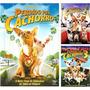 Dvd - Perdido Pra Cachorro - Coleção Trilogia - Disney