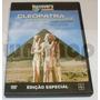 Dvd Cleópatra A Rainha Do Egito (discovery)