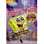 Dvd - Bob Esponja - Adoro A Partty !!!