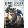 Dvd Original Do Filme Transformers: A Era Da Extinção