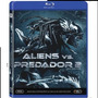 Blu Ray Aliens Vs. Predador 2 (blu-ray)