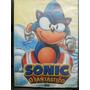 Sonic O Fantástico Dvd
