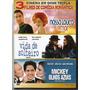 Dvd Nosso Louco Amor- Vida De Solteiro - Mickey Olhos Azuis