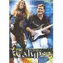 Dvd Banda Calypso Pelo Brasil - C/encarte