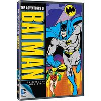 Dvd As Aventuras De Batman E Robin - Completo E Dublado