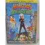 Dvd Monstros Vs Alienigenas Dvd - Impecável, Perfeito!