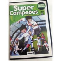 Dvd Super Campeões - Captain Tsubasa Road To 2002 (original)