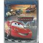 Blu-ray Carros - Disney Pixar Novo Lacrado