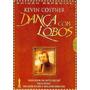 Dvd Dança Com Lobos - Duplo C/ Luva - Original Raro Dublado