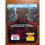Blu-ray 3d + 2d O Espetacular Homem-aranha -steelbook -dubla