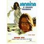 Dvd Filme Nacional - Janaina, A Virgem Proibida (1972)