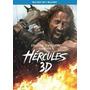 Blu-ray 3d + 2d Hércules - Filme Original Nacional Enluvado